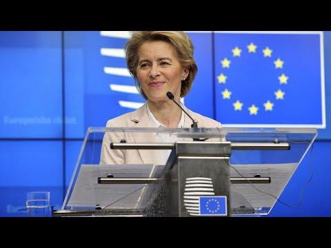 Έκκληση της ΕΕ για συνεργασία στην αντιμετώπιση της πανδημίας…