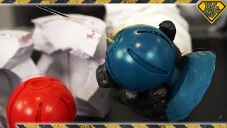 Wax PokeBalls & More Trypophobia Reactions in a Vacuum Chamber