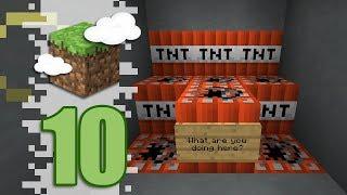 SKYBLOCK - EP10 - Moo-ving Forward (Minecraft Video)