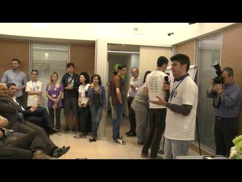 Startup Weekend Tirana 2013