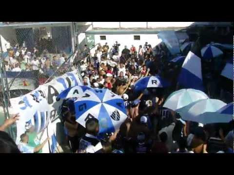 ALMAGRO VS ESTUDIANTES (2012) Ohh, ohh vamos Los Tricolor - La Banda Tricolor - Almagro