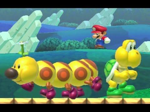 Super Mario Maker - Super Expert 100 Mario Challenge #84 (видео)
