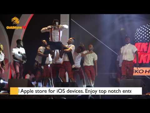 AKPORORO'S PERFORMANCE AT AKPORORO VS APKORORO (Nigerian Music & Entertainment)