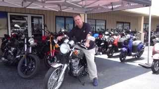 4. 2015 Yamaha SR400 - First Ride and Review