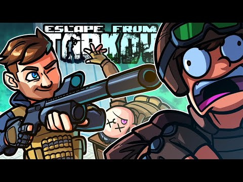 Escape from Tarkov but I DESTROY EVERYONE with a SHOTGUN...