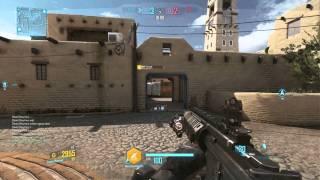 Metro Conflict videosu