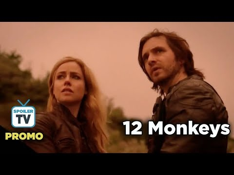 12 Monkeys Series Finale Promo