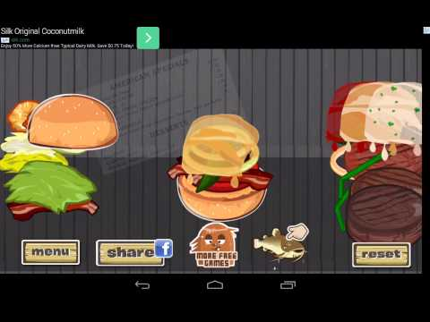 Video of Hamburger Designer