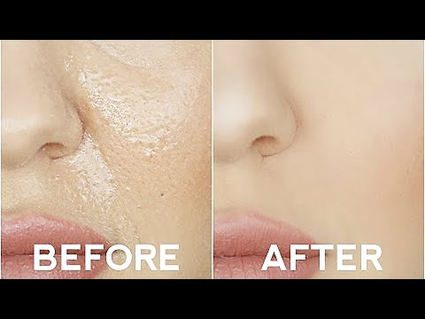 HOW TO STOP YOUR MAKEUP GETTING OILY & SHINY!