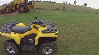 7. 2013 can am outlander 500 dps