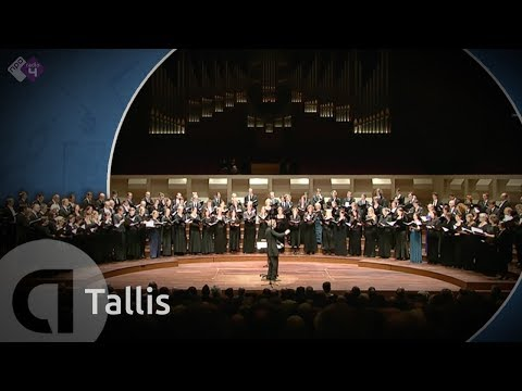 Video Tallis - Spem in alium (a 40) - Harry Christophers - Live Concert - HD download in MP3, 3GP, MP4, WEBM, AVI, FLV January 2017