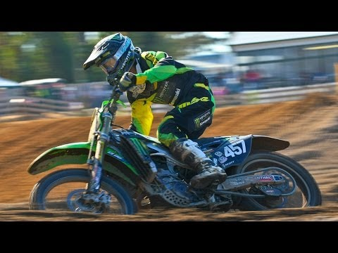 MXPTV - Raw highlights of a stacked 250 Pro class from the 3rd annual Hog Heaven Pro Shootout, part of the Waffle House Pro Shootout Series, in Godwin, North Carolin...