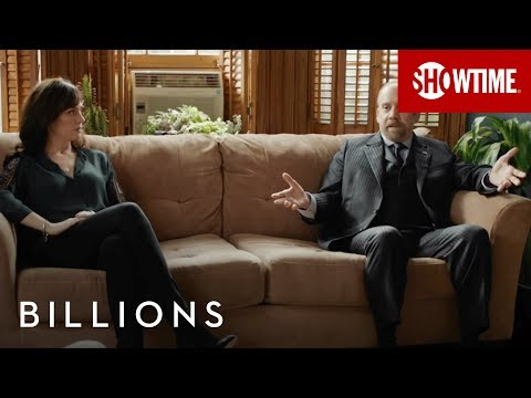 Billions | 'What Is She Doing With Him?' Official Clip | Season 2 Episode 5