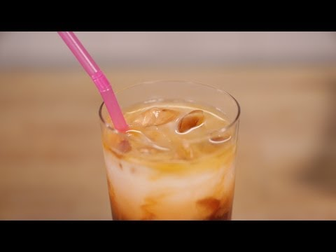 Thai Iced Tea Recipe With Jet Tila | Asian Recipes | POPSUGAR Cookbook