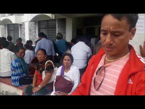 (Free Election form is being Sold by Agent Pokhara - Duration: 71 seconds.)