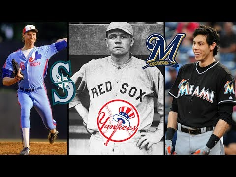 The WORST Trades in Major League Baseball History (MLB)
