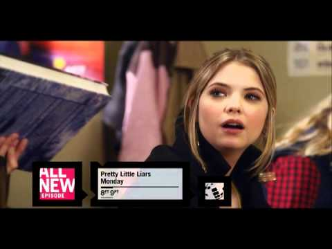 """MuchMusic: Pretty Little Liars - """"If At First You Don't Succeed, Lie, Lie Again"""""""