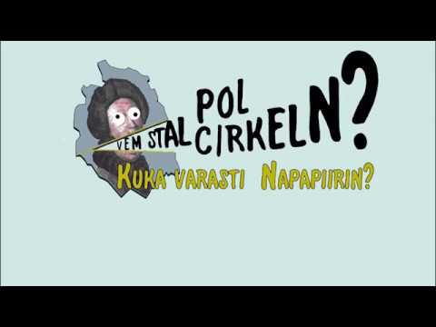 Lösenordsskyddad: 2016 Vem stal Polcirkeln Pajala del 2