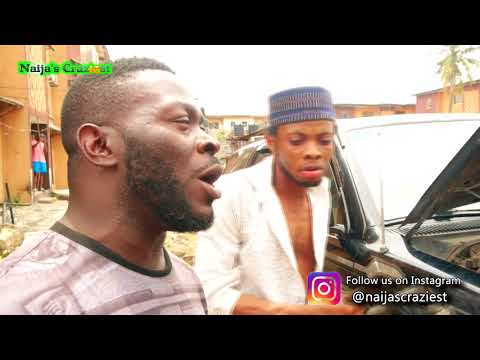 Naijas Craziest Comedy|| THE ABOKI MECHANIC Feat MC Shaggy