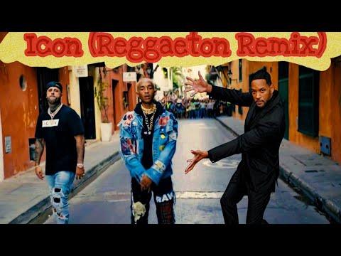 Icon (Reggaeton Remix) - Jaden Smith ft.Will Smith n Nicky Jam #icon#jadensmith#nickyjam#remix