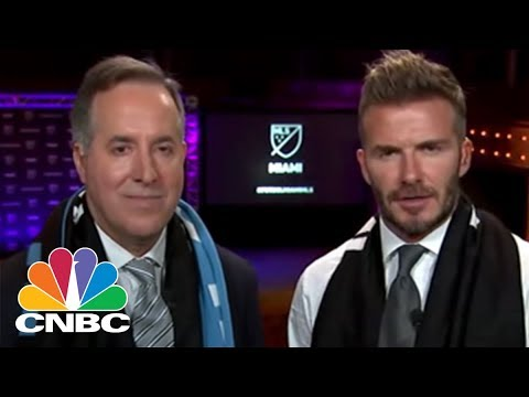 David Beckham Seals Miami Major League Soccer Deal | CNBC