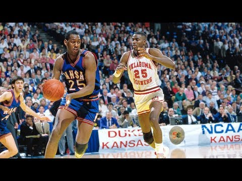 Danny Manning's dominant 1988 NCAA title game