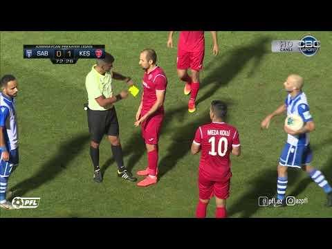 Sabah Baku - Интер Баку 0:1. Видеообзор матча 25.08.2019. Видео голов и опасных моментов игры