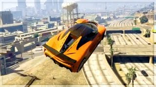 HIT A STUNT! #15 (GTA 5 Stunts COMPILATION)