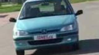 Test: Elektromobil Peugeot P106