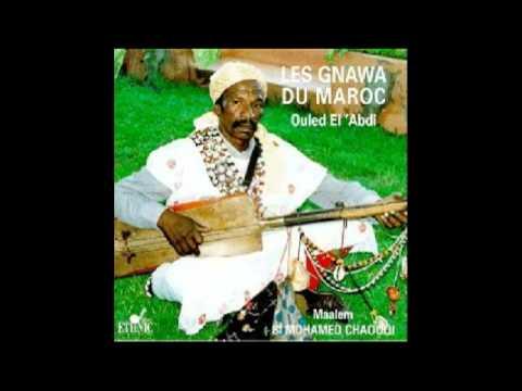 Majid Bekkas – Mimouna Saadiyamou (Gnawa)
