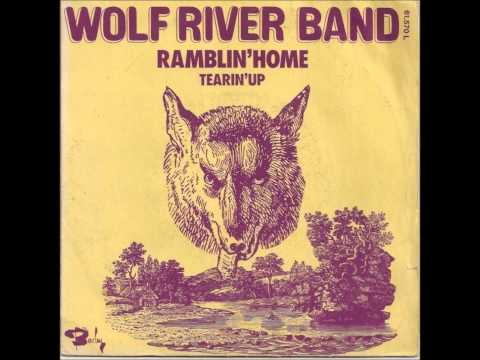 "Wolf River Band ""Ramblin' Home"" – rare 1971 Memphis southern rock  (aka the ShortKuts)"