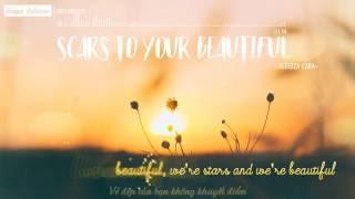 [Lyrics + Vietsub] Alessia Cara - Scars To Your Beautiful