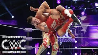 Nonton Zack Sabre Jr. vs. Gran Metalik - Semifinal Match: Cruiserweight Classic Live Finale on WWE Network Film Subtitle Indonesia Streaming Movie Download
