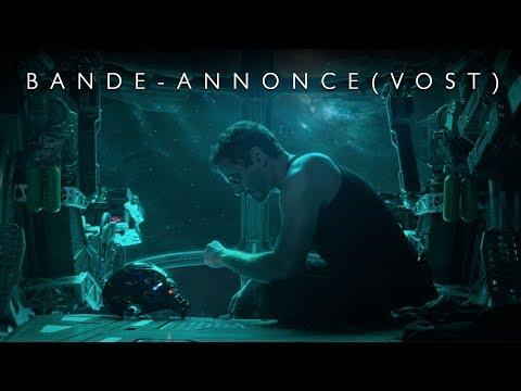 Avengers : Endgame - Première bande-annonce (VOST)
