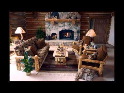 Fascinating Log cabin decor ideas