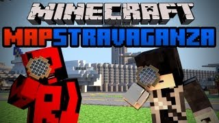 Minecraft Mapstravaganza! We Face Curaxu, Hell Challenge and Hell Competitive!