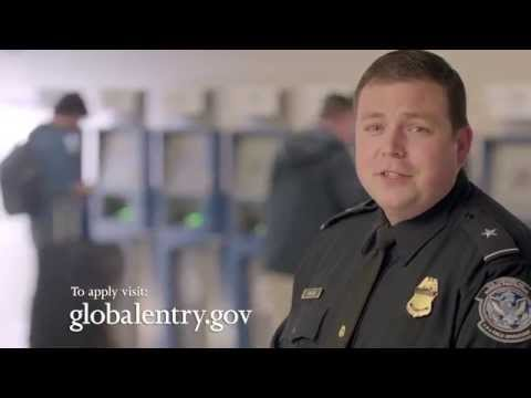 US Customs Global Entry - The quickest way through the airport!
