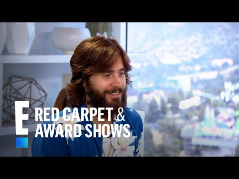 Jared Leto Talks Collaborating With Kanye West | E! Live from the Red Carpet