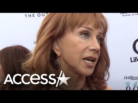 Kathy Griffin Says Ellen DeGeneres Is 'Livid' Over This Interview (видео)