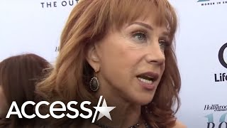 Video Kathy Griffin Says Ellen DeGeneres Is 'Livid' Over This Interview | Access Hollywood MP3, 3GP, MP4, WEBM, AVI, FLV April 2018
