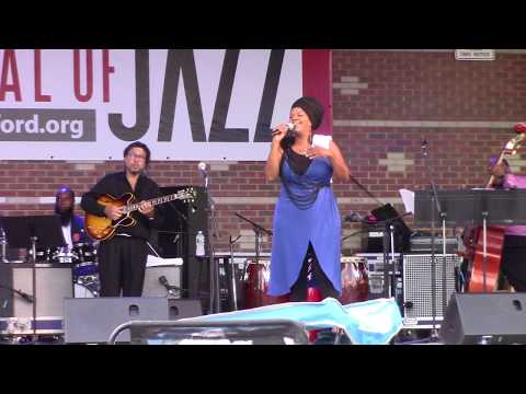 Toscha Comeaux and Rene Toledo Live 7/16/2017  Song 1 On My Way to Harlem