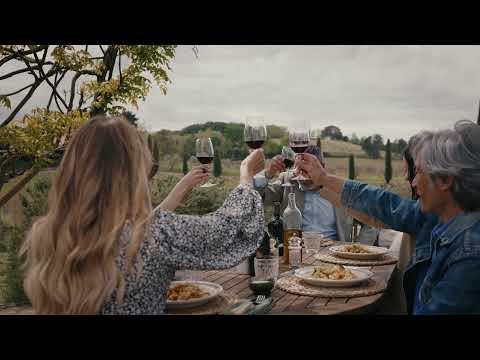 Casa Charlize Wine TV spot