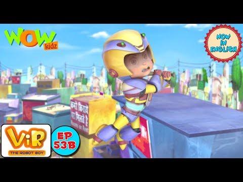 Video Vir: The Robot Boy -The Lady Jinn Part 2 - As Seen On HungamaTV - IN ENGLISH download in MP3, 3GP, MP4, WEBM, AVI, FLV January 2017