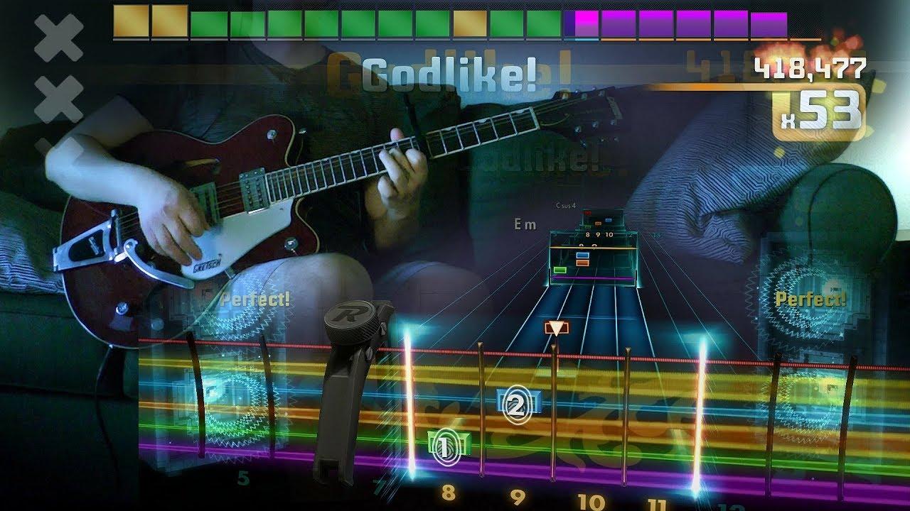 "Rocksmith Remastered – DLC – Guitar – Passenger ""Let Her Go"""
