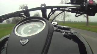 10. Triumph Thunderbird Storm first ride
