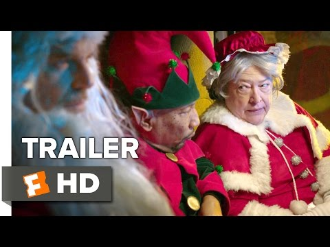 Bad Santa 2 Official Trailer 2 (2016) - Billy Bob Thornton Movie