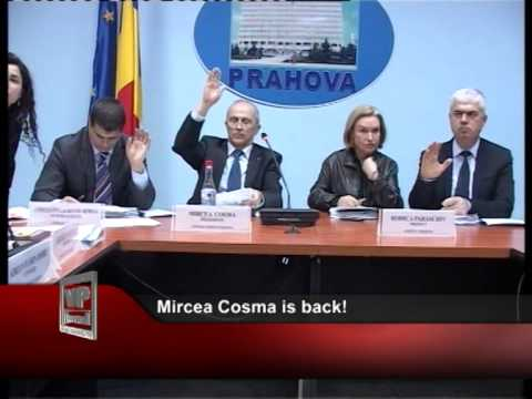 Mircea Cosma is back!