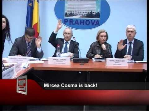 Mircea Cosma is back!
