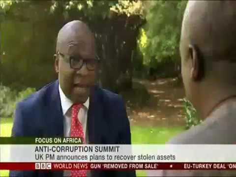 Ghana President denies taking bribe