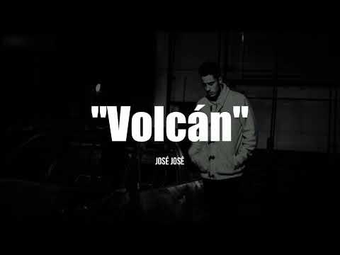 VOLCÁN - José José (LETRA)